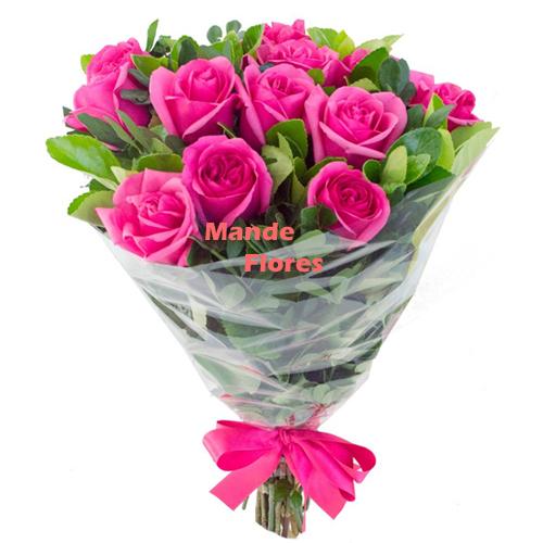 4284 Buquê De Rosas Pink