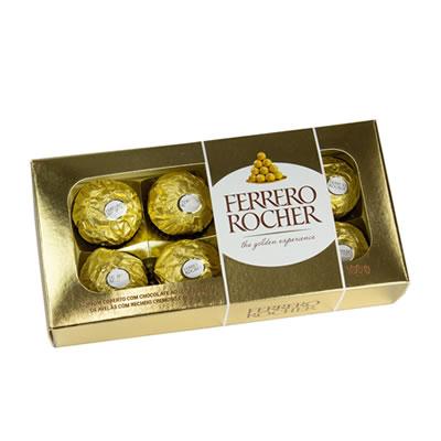 4360 Ferrero Rocher 8 Unidades
