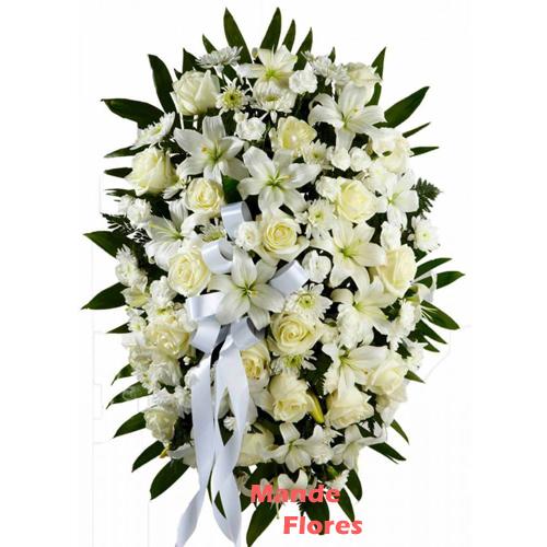 4918 Coroa Fúnebre Eterna Lembrança.