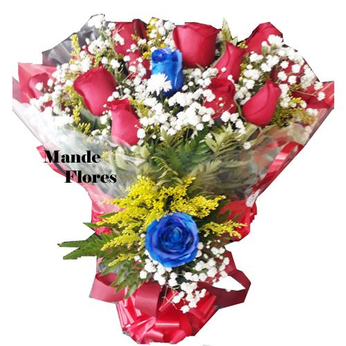 4922 Buque Rosas Vermelhas 2 Amores