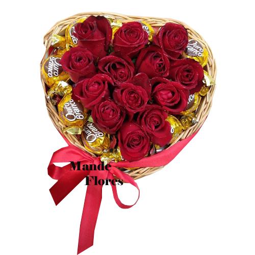 4923 Doces Sabores Com Rosas