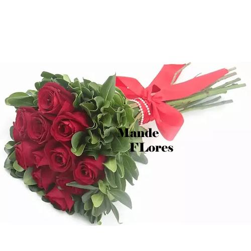 4924 Apanhado De Rosas Tradicional.