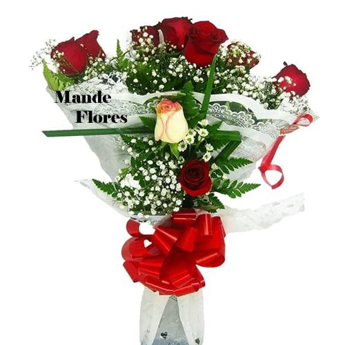 4926 Rosas Com Cheiro De Amor Eterno