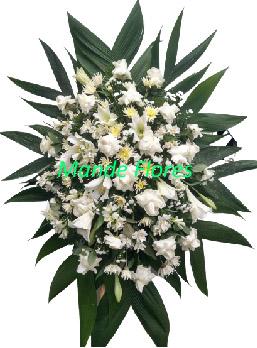 5058 Coroa De Flores Fúnebre