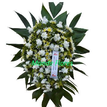 5061 Coroa De Flores Pra Velório.